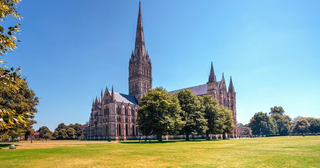 Salisbury Cathedral Tour By Stonehenge Travels